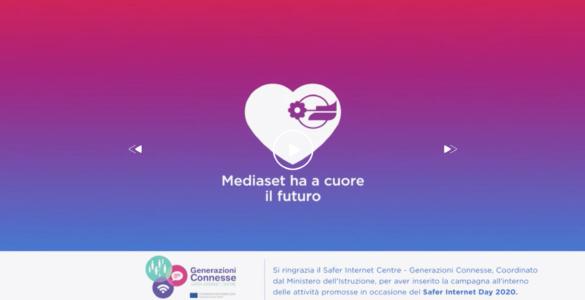 Cyberbullismo Mediaset ha a cuore il futuro